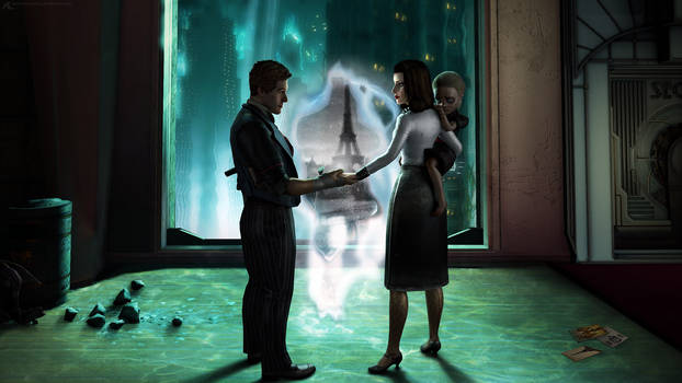 Bioshock Infinite - You Deserve Better