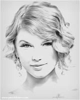 Taylor Swift by pencildrawn69