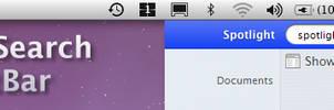 Adding MacSearch to ObjectBar