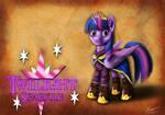 The Princess of Friendship - Twilight's Design
