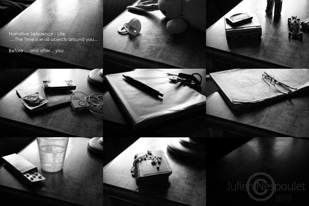 Black And White Photography Series Ideas
