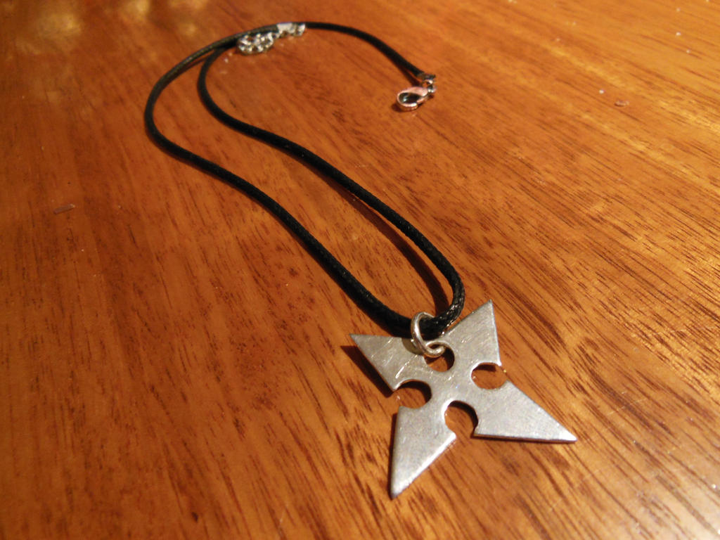 Kingdom hearts roxas necklace by vortexcosplay on deviantart kingdom hearts roxas necklace by vortexcosplay aloadofball Gallery