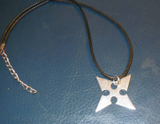 Kingdom Hearts : Roxas Necklace #2 by VortexCosplay