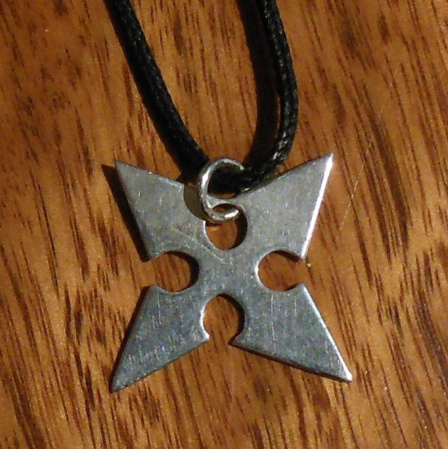 Kingdom hearts roxas necklace 3 by vortexcosplay on deviantart kingdom hearts roxas necklace 3 by vortexcosplay aloadofball Gallery