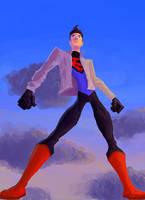 DC2's Superboy