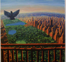 Central Park by Jorell-Rivera