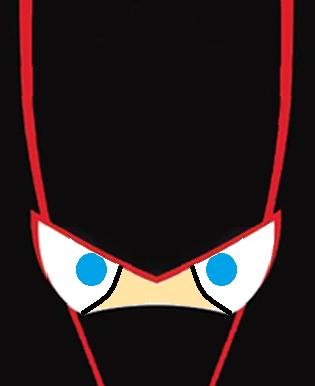 Randy Cunningham Ninja Mask for Turbo Dismount by senordunut
