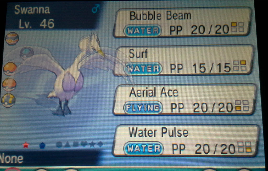 I caught my first Shiny Pokemon!!! by senordunut