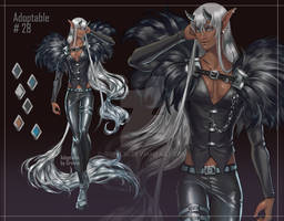 Adopts #28 auction CLOSED by Grimlai