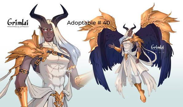 Adopts #40 auction CLOSED