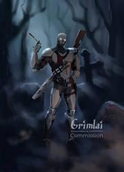 Graverobber (commission)