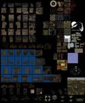 Panthera Game Project Textures