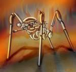 Gun Spider Concept
