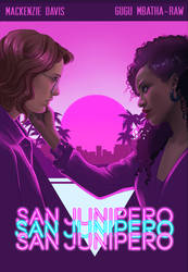 San Junipero by PaIIis
