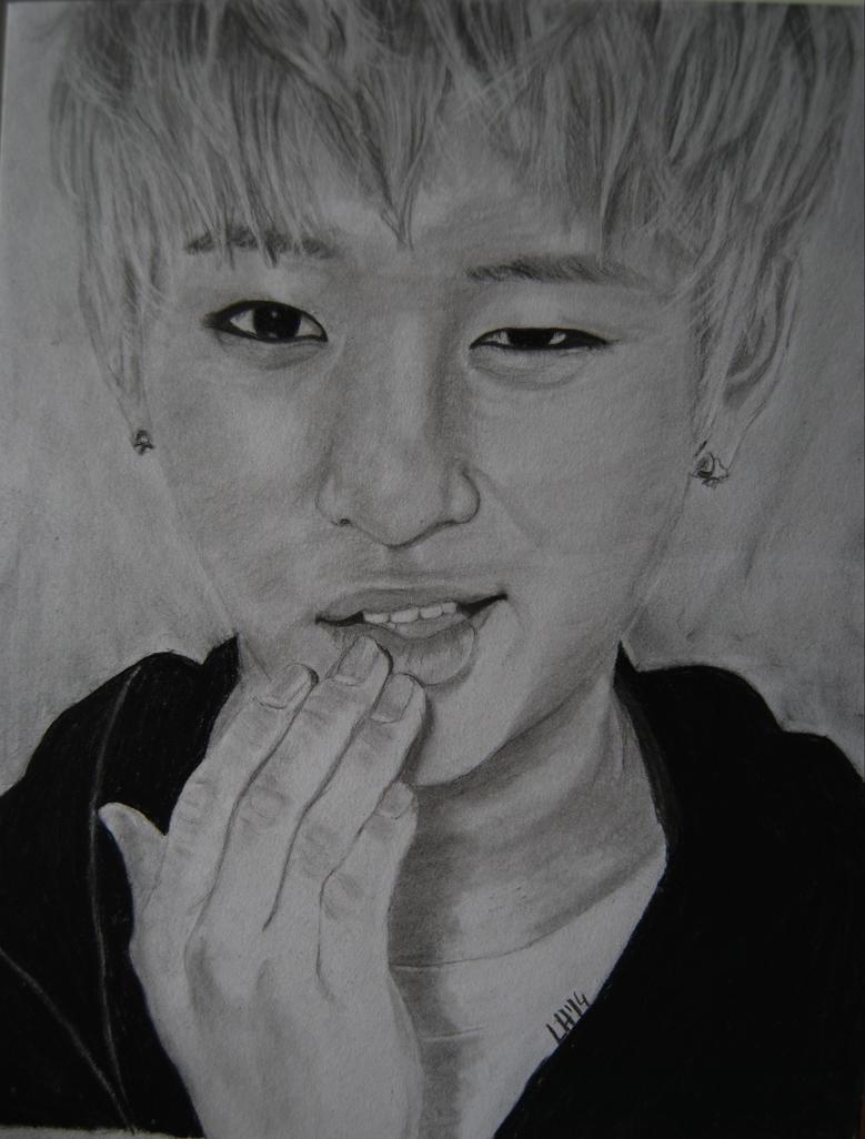 Daehyun by Lienka32