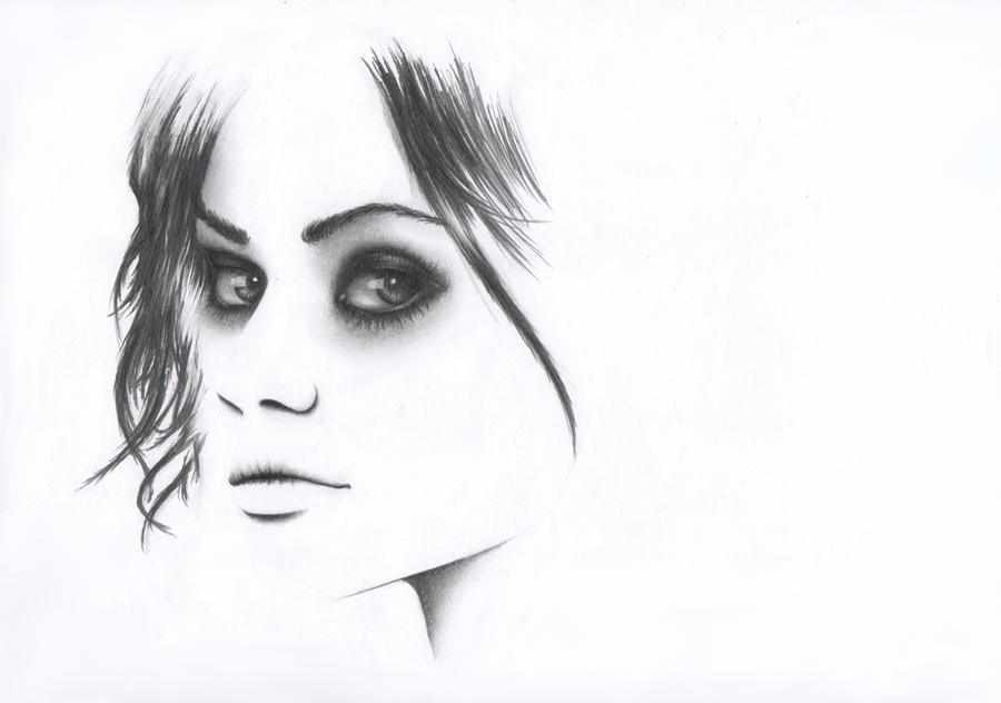Mila Kunis by CoolGAlien