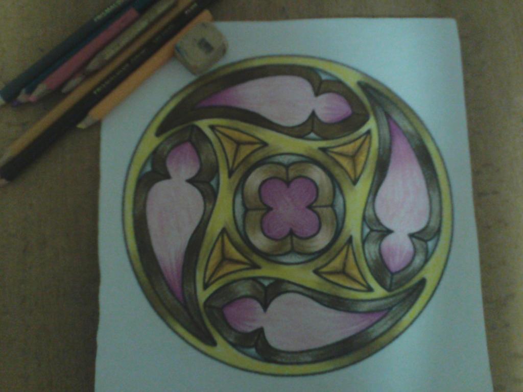 Mandala 1 by jonasrock711