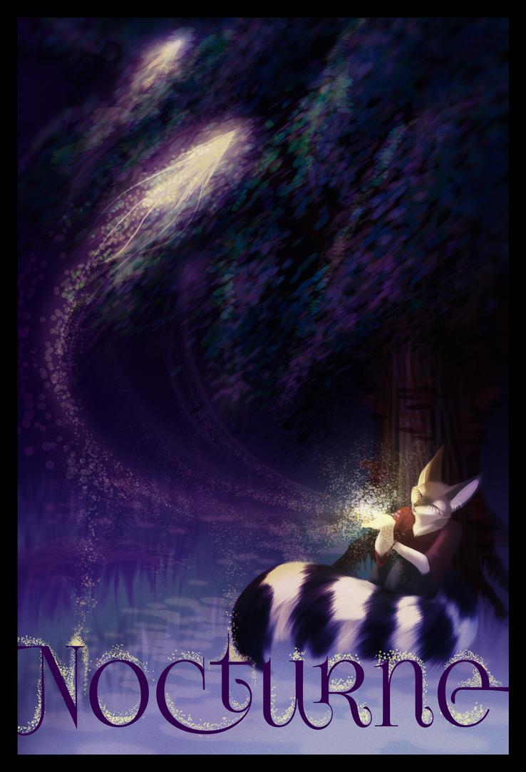 Nocturne Comic Cover by Tesseri-Shira