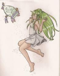 Pixie Dust by Illustroluna