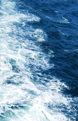 Wet Blue Feeling