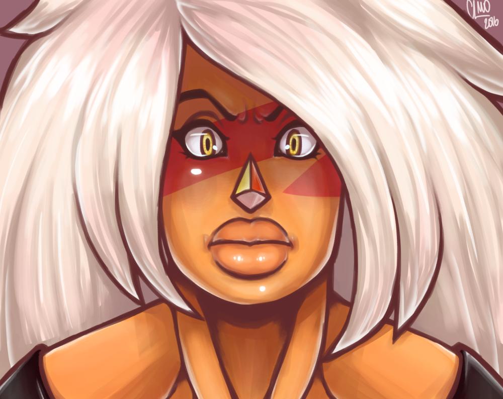 Jasper portrait by Kulli