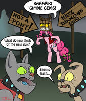 ATG - Day 13 - Disguise by SquintsMcGee
