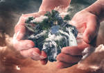 Holding A World In My Hands