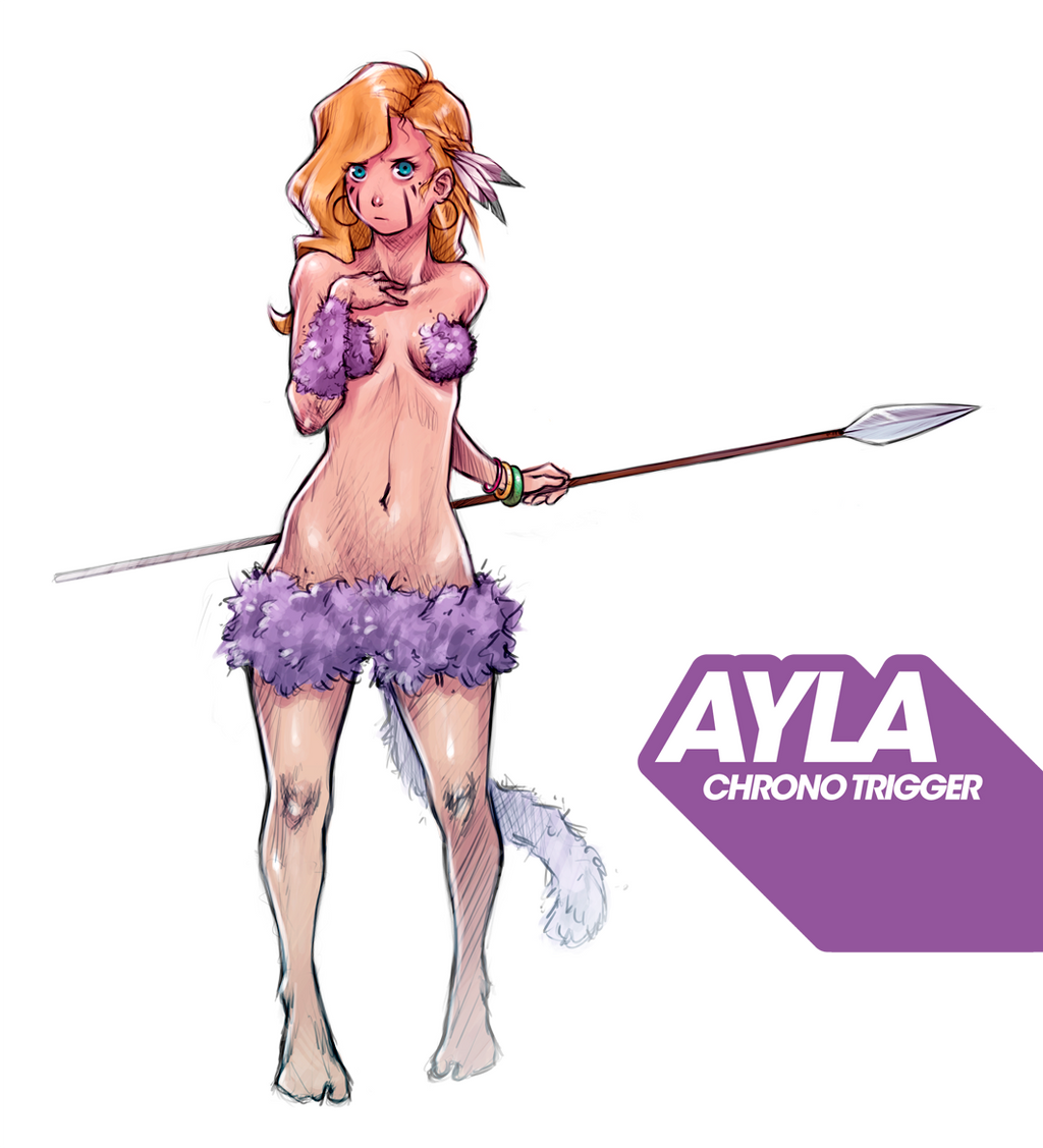 Ayla by elChano