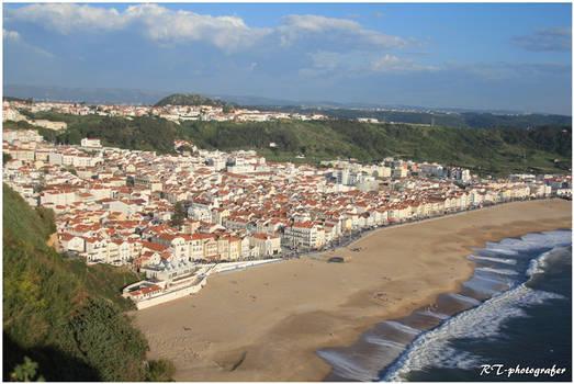 Village Nazare Portugal