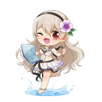 Summer Kamui by Unknown-Amelia
