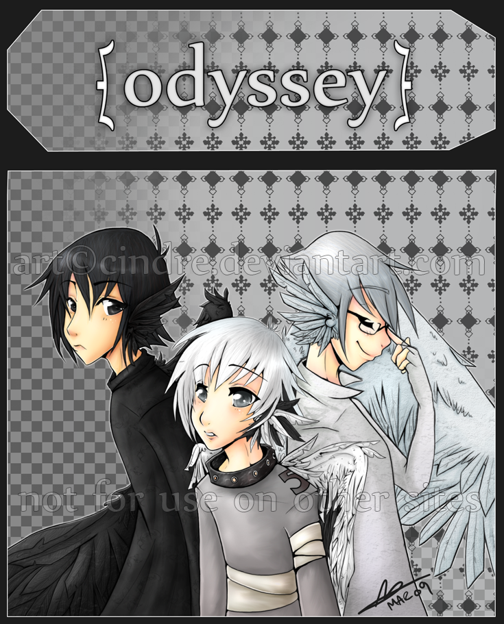 .odyssey. by cindre