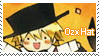 OzxHat Stamp by cindre