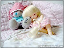 BJD:Eve: sleep by cindre