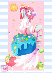 Candy Mermaid