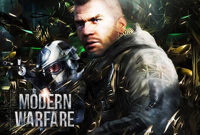Modern warfare by keitoAK
