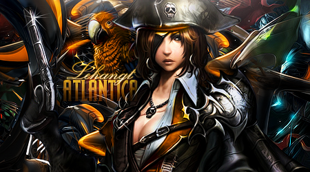 Atlantica  :3 by keitoAK