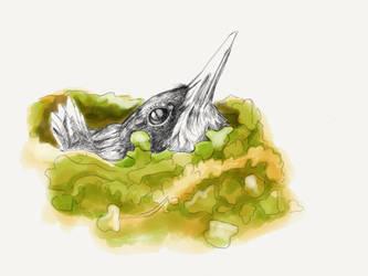 Hummingbird #8 by ceredwyn