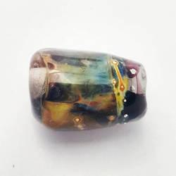 Rainbow Black Focal by ceredwyn