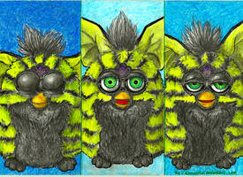 Hello Furby by Domonita