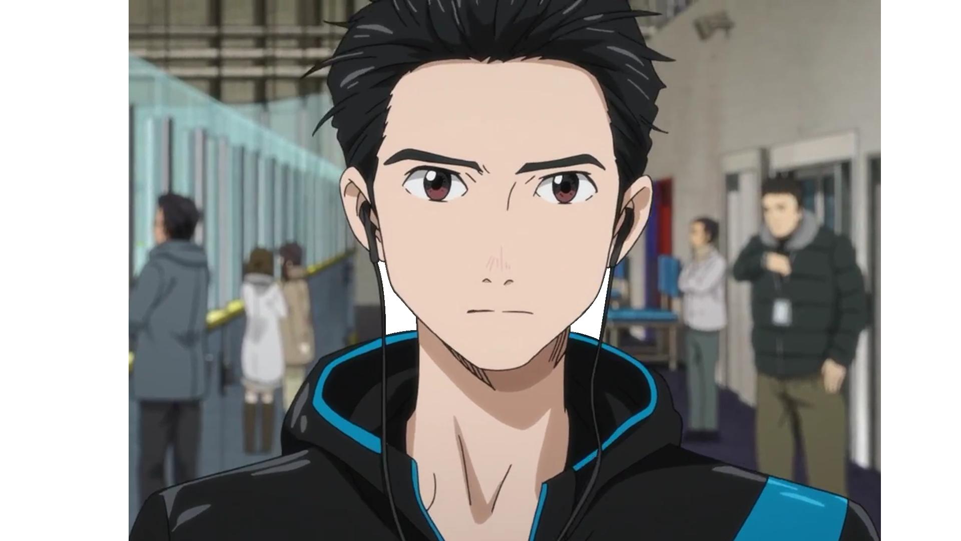 Yuri Katsuki Render 1 On Ice By Keqn