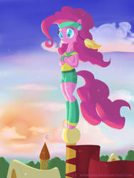 Shine on Pinkie! by Munkari