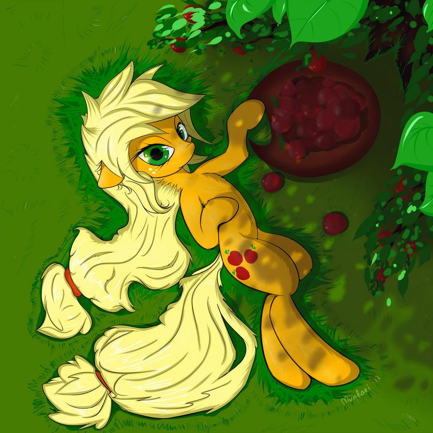 Apples by Munkari
