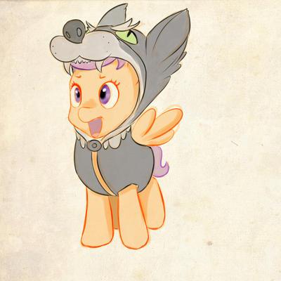 Pony2 by Munkari
