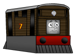 TRAINS-FORMERS Toby