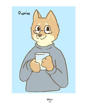 Damien June - Glasses Variant