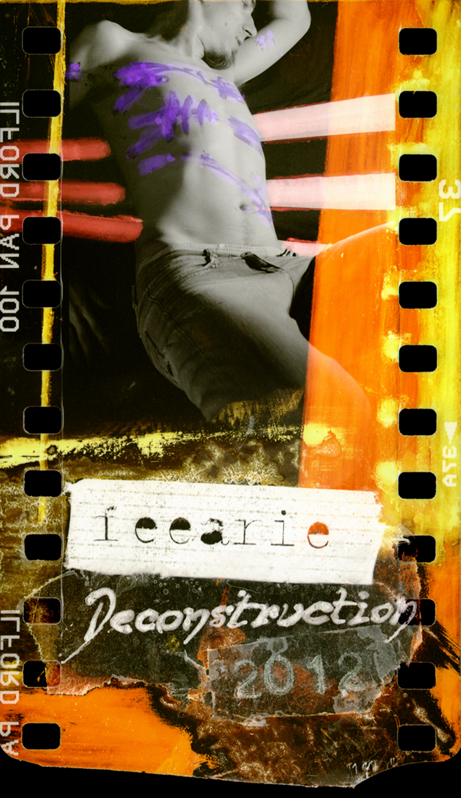 Deconstruction- Pre-shoot 01 by feearie