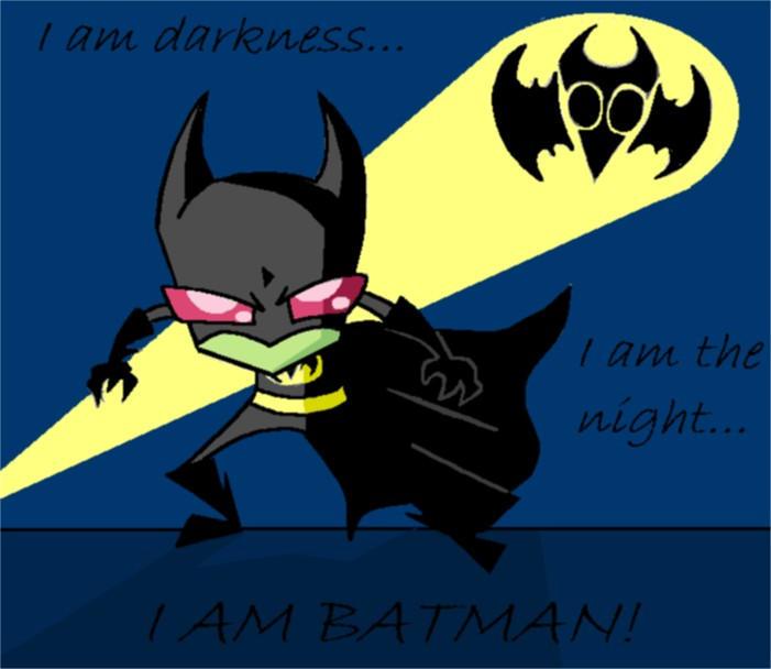 AM BATMAN by flipsidered on DeviantArt: flipsidered.deviantart.com/art/I-AM-BATMAN-1067114