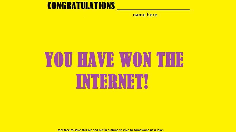 you_have_won_the_internet_by_spencershot