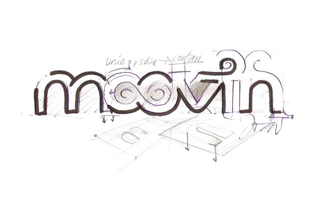 MOOVIN sketch by arpad