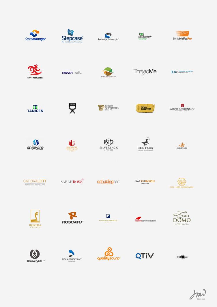 Logo-Folio 2007-2008 part II by arpad